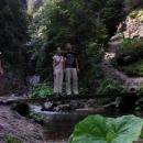 Katka a Petr - vyrážíme do Jánošíkových děr