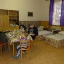 Náš pokojík ve školní turistické ubytovně