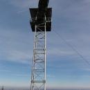 Zpočátku jsem byla plná odhodlání nahoru vylézt, ale ve třetím patře jsem se omylem podívala na druhou věž a při tomhle pohledu jsem to vzdala