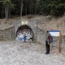Kopce nad Zlatými Horami jsou doslova prošpikovány starými štolami