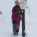 Markéta na Sněžce :-)
