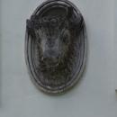 Tur byl symbolem rodu Auerspergů, zakladatelů parku