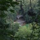 Výhled do údolí Blanice