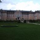 Rokokový zámek v Nových Hradech, české Versailles