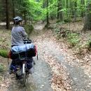 Nejezdíme jen po asfaltu, noříme se do kopcovatých lesů