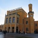Nádraží ve Wroclawi je monumentální stavba!