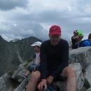 Na Predném Solisku (2093 m)