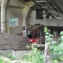 Stará stanice lanovky z Tatranské Lomnice