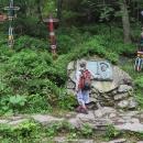 Na symbolický cintorín by měl zavítat každý návštěvník Tater.