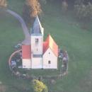 Gotický kostel sv. Jakuba na Chvojně