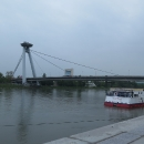 Konečně u Dunaje! Po necelém roce shledání s tímto veletokem...