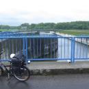 Kanál přečerpávající vodu z Gabčíkova do Dunaje