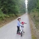 Na cyklostezce Přibyslav-Sázava
