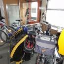 Lokálka je plná cyklistů, za pár měsíců bude trať na Hanušovice zrušena