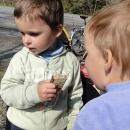 Děti a tatranky