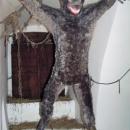 Hradní expozice strašidel - toto je Vlkodlak