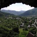 Vyhlídka ze Střekova na labské údolí