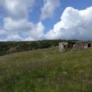 Pod vrcholem kdysi stávala chata