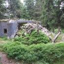 Další řopík ukrytý v lesích kralického hřebene