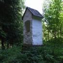 Kaplička u Vysoké připomíná doby, kdy tady v Sudetách bylo více živo