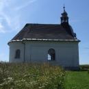 Kaple ve Vysoké je dnes již opravena