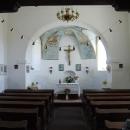 Nahlížíme do kaple
