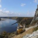 Děvín nad soutokem Dunaje a Moravy