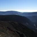 Výhled na Černou horu, Čechy se topí v inverzi