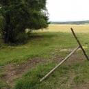 Elektrický ohradník je účinný nejen na dobytek, ale i na cykloturisty