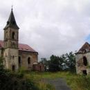Na Krasíkově bude za chvíli kromě hradu i zřícenina kostela