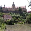 Pod kladrubským klášterem