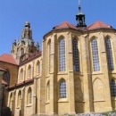 Kladrubský kláštěr - zas jedno dílo Santiniho