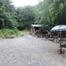 Pohled na lesní bar (dolní)