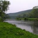 Most přes Berounku u Sryjí