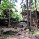 Zkamenělý zámek