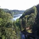 Údolí pod Pastvinama vyplňuje další přehrada - Nekoř