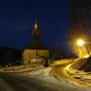 Gotický kostelík v Klášterci nad Orlicí