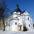 Záď kostela se už konečně dočkala opravy
