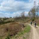 Lesní cestou směr Nedvězí