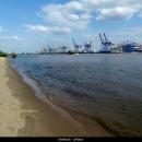 Od nádraží Hamburg - Altona to je k Labi pouhý jeden kilometr.